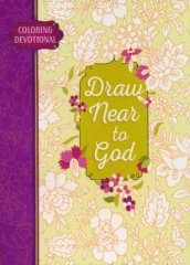 Draw near to God coloring devotional