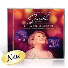 Sandi Patty Forever Grateful CD