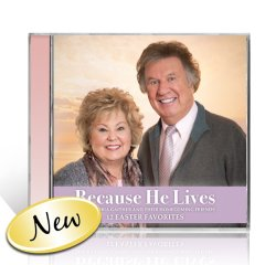 Because He lives - cd