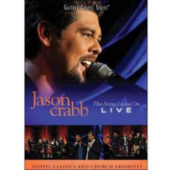 Jason Crabb The Song Lives On DVD