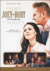 Joey+Rory Inspired DVD