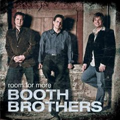 Booth Brothers Room for more CD