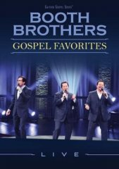 Booth Brothers Gospel Favorites DVD