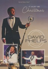 It must be Christmas David Phelps - DVD