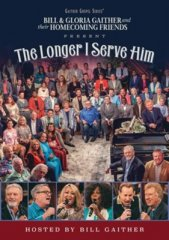 The longer I serve Him - DVD