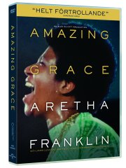 Aretha Franklin Amazing Grace - DVD
