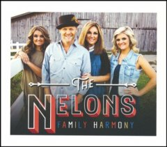 The Nelons Family Harmony CD