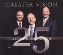 Greater Vision 25 Silver Edition CD