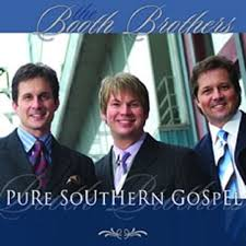 Booth Brothers Pure Southern Gospel CD