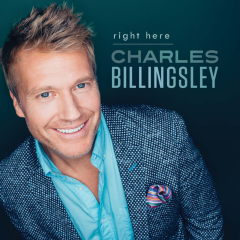 Charles Billingsley Right Here CD