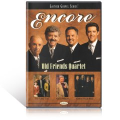 Encore Old Friends Quartet DVD