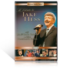 A Tribute To Jake Hess DVD