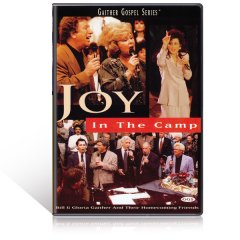 Joy In The Camp DVD