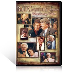 Bill Gaither Remembers Homecoming Heros DVD