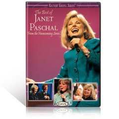 The Best Of Janet Paschal DVD