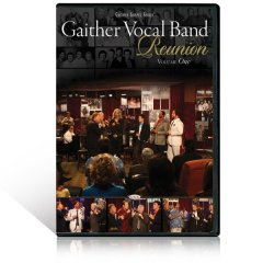 Gaither Vocal Band Reunion Vol 1 DVD