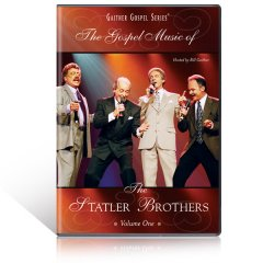 The Gospel Music Of The Statler Brothers Vol 1 DVD