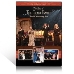 The Best Of The Crabb Family DVD