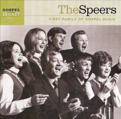 The Speer First Family Of Gospel Music CD