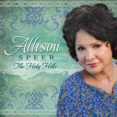 Allison Speer The holy hills CD