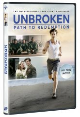 Unbroken - path to redemption DVD