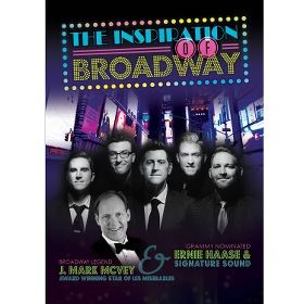 The Inspiration Of Broadway DVD