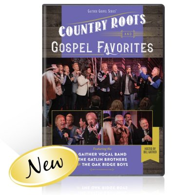 Country Roots And Gospel Favorites DVD