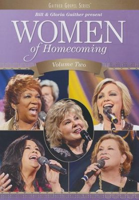 Women Of Homecoming Vol 2 DVD
