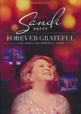 Sandi Patty Forever Grateful DVD