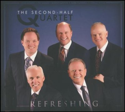 The Second-Half Quartet Refreshing CD