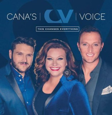 Canas Voice This Changes Everything CD