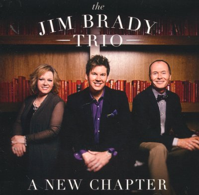 A New Chapter - Jim Brady Trio CD