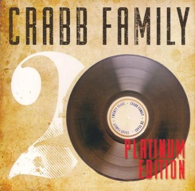 Crabb Family Platinum Edition CD