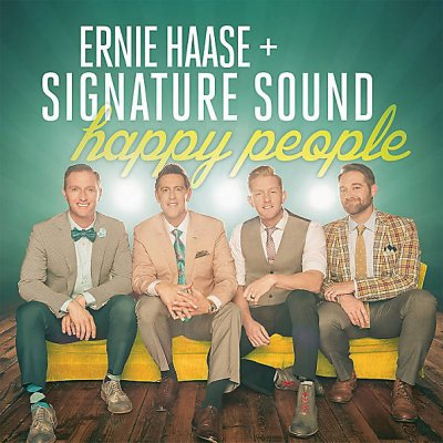 Happy People Ernie Haase & Signature sound CD