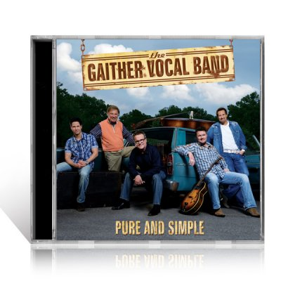 Gaither Vocal Band Pure And Simple CD