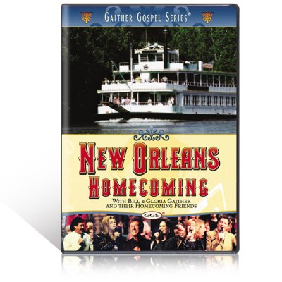 New Orleans Homecoming DVD