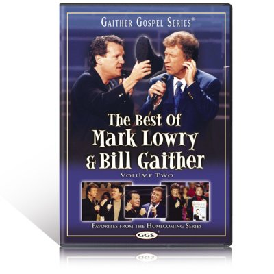 The Best Of Mark Lowry & Bill Gaither Vol 2 DVD