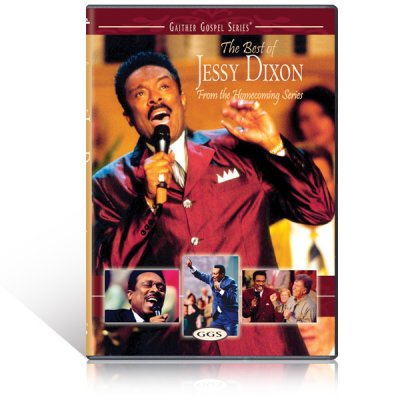 The Best Of Jessy Dixon DVD