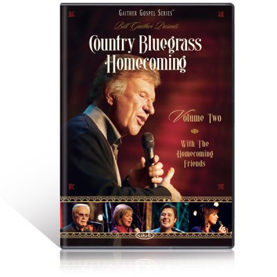Country Bluegrass Homcoming Vol 2 DVD