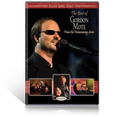 The Best Of Gordon Mote DVD