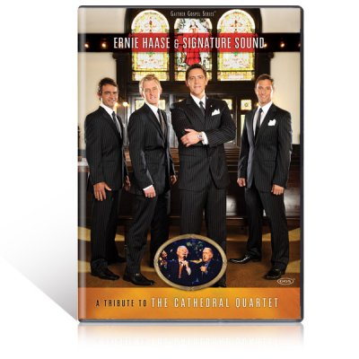 Ernie Haase & Signature Sound A Tribute To The Cathedral Quartet DVD