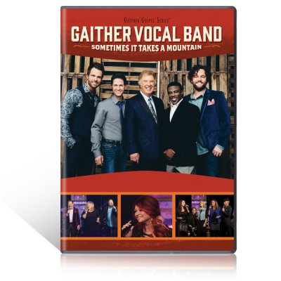 Gaither Vocal Band Sometimes It Takes A Mountain DVD